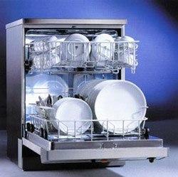 Установка встроенной посудомоечной машины. Красноярские сантехники.