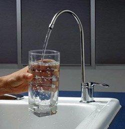 Установка фильтра очистки воды город Красноярск