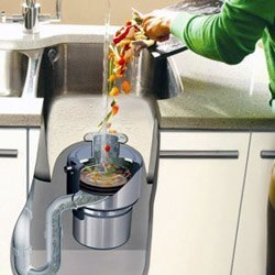Установка измельчителя пищевых отходов в Красноярске, подключение измельчителя пищевых отходов в г.Красноярск