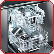 Установка посудомоечной машины в Красноярске, подключение встроенной посудомоечной машины в г.Красноярск